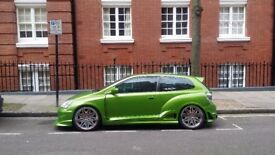 Modified Customised One off Honda Civic 1.6 Type s Type r Show Car for sale