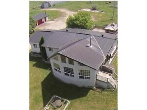 PERFECT COUNTRY PROPERTY W/QUONSET - Ste Anne