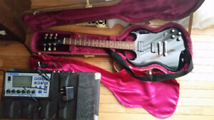 Gibson SG Special - Package