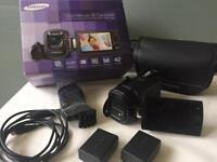 Samsung digital SD camcorder SMX-F40BP