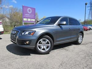 2012 Audi Q5 PREMIUM 4 BRAND NEW TIRES INSTALLED WHEN SOLD. PAN
