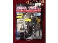 Star Trek talking figure