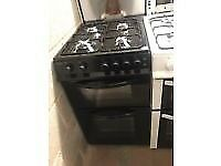BLACK BUSH 50CM GAS COOKER BIRMINGHAM