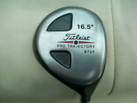 TITLEIST 16.5 DEGREE WOOD - PRO TRAJECTORY - 975F MODEL