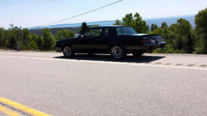 1987 Buick Grand National - Low Mileage
