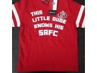 SAFC t-shirt 5-6yrs