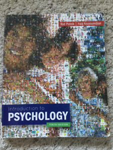 Introduction to Psychology, 10th Edition