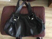 Jasper Conran Handbag. Black suit every woman's wardrobe. Perfect condition.