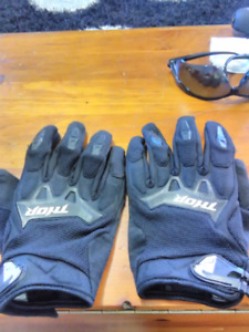 THOR motorcycle gloves