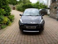 Renault Clio Initiale Tom Tom for sale 2010, with only 29250 genuine miles on the clock.