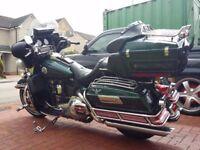 97 Harley Davidson FLHTCU Ultra classic