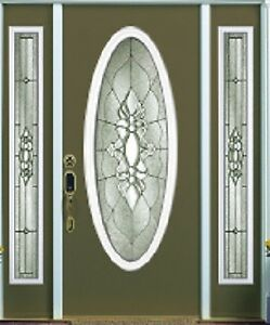 Front Entry Door and Two SideLights 5