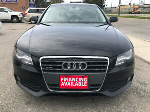 2009 Audi A4 Push Start,Sunroof,Electric Seats,Certified