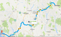 Rideshare offered for Golden to Vancouver - Aug 07, '17