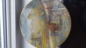 Peter Ertril Snyder signed numbered plate