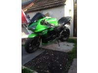 Kawasaki ZX6R 636 C1H 05 Only 9350 Miles