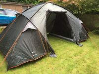 Gelert Monsoon 4 Tent - (4 person)