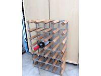 28 🍷 Bottles of Wine Rack