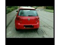 Mk7 golf rear bumper