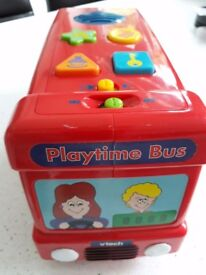 Vtech Playtime Activity Bus