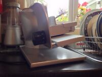 Geka MAS560 Domestic Slicer, 240 volt, 120 watt