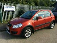 2008 57 suzuki sx4 4 grip drives like new