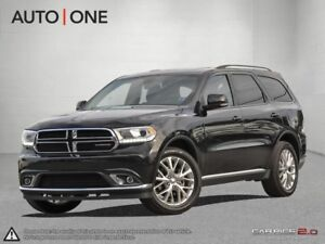 2016 Dodge Durango LIMITED-AWD-DVD-NAV-WOW!!