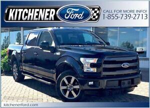2015 Ford F-150 Lariat LARIAT/4WD/TOW PKG/NAVI/RMT START AND...