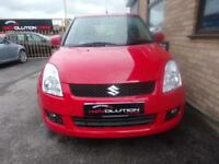 2010 SUZUKI SWIFT SZ3 HATCHBACK PETROL