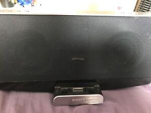 Sony 20V Bluetooth speaker
