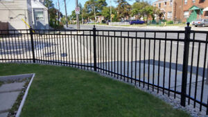 High Quality iron Fence - Supply & Install
