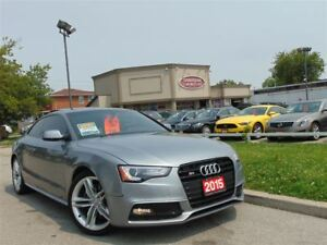 2015 Audi S5 TECHNIK-3.OT-NAV-AUDI WARRATY