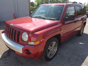 2007 Jeep Patriot Limited SUV, Crossover***$2490.00+tax***