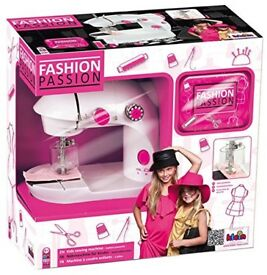 Kids sewing machine toy clearance range