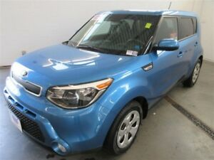 2015 Kia Soul LX! A/C! TRADE-IN! SAVE!