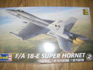 F/A 18-E Super Hornet model