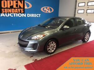 2013 Mazda MAZDA3 GX ALLOYS! AC! AUTO! FINANCE NOW!