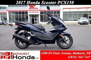 2017 Honda PCX150 Goes Everywhere You Go!
