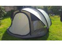 Outwell Fusion 400 pop up tent
