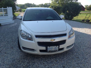 2010 Chevrolet Malibu LT Platinum Edition Sedan