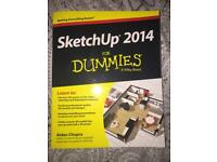 Sketch Up 2014 for Dummies- A Wiley Brand