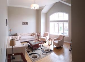 4 Bedroom Detaches House for rent in Brampton