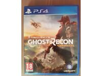 ps4 tom clancey ghost recon wildlands (new sealed