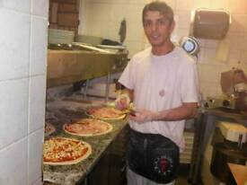 pizza chef...i am looking for a job
