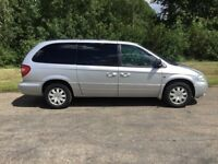 2004 CHRYSLER GRAND VOYAGER 3.3 V6 PETROL AUTOMATIC 8 SEATER