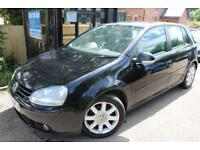 2004 Volkswagen Golf TDi 2.0 GT TDI 5 Door Black FSH Cambelt Changed Diesel Car