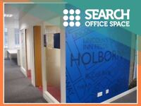 ** Serviced Offices in ** Holborn-WC1V * Office Space To Rent in Central London