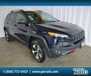 2016 Jeep Cherokee TRAILHAWK/PANORAMIC ROOF/NAVIGATION/LEATHER