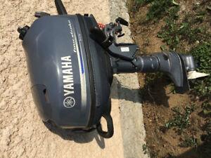 Yamaha 4HP four stroke tiller