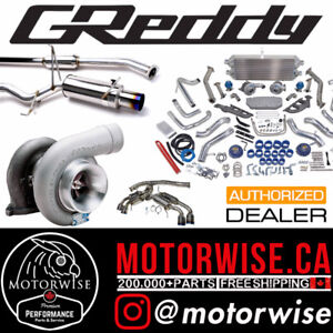 Greddy Performance Parts | Best Prices in Canada